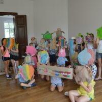 Prezentacja prac dzieci